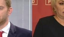 Viorica l-a supărat pe Ilan Laufer. Pesedistul își dă demisia din funcția de consilier onorific al premierului