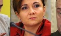"""Cristina Trăilă, încolțită de doi bădărani. """"Genunche"""" Pop și Palada, protagoniștii unor reacții mizerabile într-o emisiune de televiziune"""