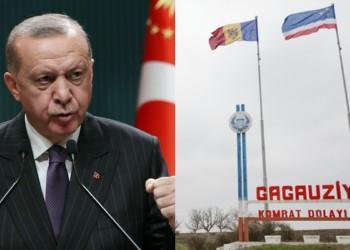 Turcia își creste influența în Basarabia, în regiunea găgăuză, în dauna Rusiei, în timp ce România e în continuare invizibilă în analizele serioase care privesc respectiva zonă