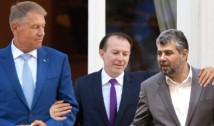 Iohannis e DEPENDENT de PSD. Planul prin care președintele vrea să forțeze instalarea unui guvern minoritar PNL-UDMR, lăsând USR în afara guvernării