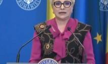 Viorica Dăncilă confirmă că îi e frică de votul din Parlament. Premierul a nominalizat trei miniștri de la ALDE