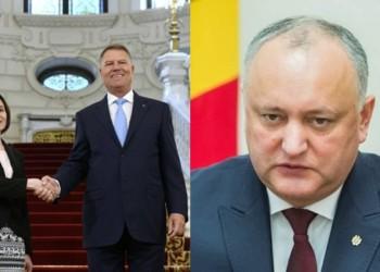 """Iohannis îl avertizează pe Dodon: """"Vom fi extrem de atenți la desfășurarea scrutinului din această duminică!"""""""