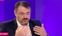 Digi24 TV l-a spălat pe Ghinea mai ceva ca Nufărul. După ce a făcut de râs România la Bruxelles, Ghinea are un tupeu asasin, minte fără să clipească