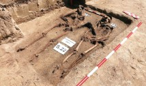 Grupaj FOTO. Au fost recuperate rămășițele a 10 deținuți politici morți în lagărul de la Periprava. Bilanțul ultimelor investigații arheologice