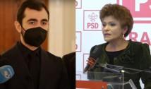 """Claudiu Năsui mitraliază PSD: """"Firmele Elenei Stoica au primit 250 de mii de lei de la statul român pentru aceste scheme. De aceea sunteți supărați"""""""