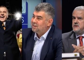 Prezidențialele din 2024: Ciolacu anunță alegeri preliminare în PSD pe model american. Fostul pușcăriaș Adrian Năstase îl propune pe Geoană ca prezidențiabil