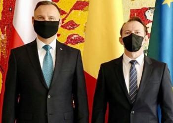 Cooperarea româno-poloneză. Florin Cîțu anunță că a convenit cu președintele Poloniei organizarea unei noi ședințe comune de Guvern