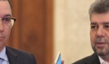 """Ponta și Ciolacu au găsit un """"intelectual de stânga"""" pentru postul de premier: """"Iohannis nu are nimic împotriva lui Pricopie"""""""