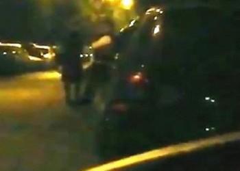 VIDEO devastator pentru Răzvan Cuc: ministrul a mers la fosta șefă a Tarom, Mădălina Mezei, cu care s-a întâlnit în fața casei!