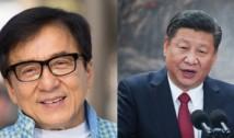 VIDEO Jackie Chan vrea să se înscrie în Partidul Comunist Chinez. Discursul reprobabil susținut de actor cu prilejul centenarului înființării genocidarei formațiuni politice