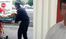 Caz strigător la cer. O femeie cu arsuri grave a fost transportată cu o ambulanță la Viena, în timp ce senatorul PSD cu diaree a mers cu elicopterul la București