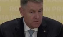 """Klaus Iohannis urechează USL-iștii din PNL și îi avertizează pe liberali: """"Autosuficiența ar fi cea mai mare greșeală"""""""