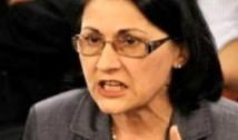 Ecaterina Andronescu, un pion util în planul PSD de a păstra un electorat incult EXCLUSIV