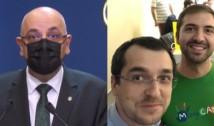Debandada din Guvern sporește legitimitatea protestelor. Ștefan Voinea se contrazice cu Vlad Voiculescu și Arafat pe tema închiderii mai devreme a magazinelor