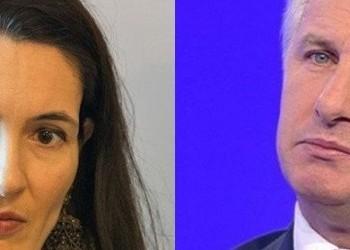 """USR-ista Clotilde Armand îl desființează pe fantele Teodorovici: Un frustrat și un analfabet în materie de finanțe! Profilul unui """"socialist caviar needucat"""""""