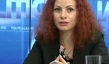 """Activista civică Oana Vasiliu a părăsit USR """"ca o doamnă"""": Nu faceți campanie electorală în orfelinate!"""