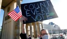 """SCANDALUL """"LISTELOR MURDARE"""". De ce acuză Trump fraudarea alegerilor. Studiu """"Judicial Watch"""": în 353 de comitate din 29 de state americane rata de înregistrare a alegătorilor depășește 100%"""