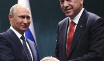 Erdogan anunță că dorește ALIANȚĂ cu Rusia în domeniul tehnologiei MILITARE