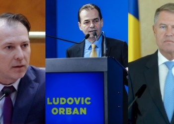 """""""Poporul a fost sacrificat / Iohannis și Cîțu, persoane alexitimice"""". Încă 2 parlamentari i se alătură lui Orban demisionând din grupul parlamentar al PNL"""