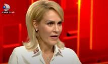 VIDEO. Circ cu Gabriela Firea și Denise Rifai la Kanal D. Pesedista a bocit și l-a reclamat pe Liviu Dragnea că a amenințat-o cu moartea