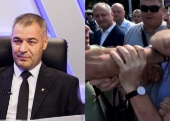 """VIDEO Discreditarea unionismului: Chirtoacă se năpustește asupra rusofililor Dodon și Voronin. Liderul PUN: """"Ce fac AUR şi PSRM-PCRM în această campanie electorală este rezultatul unui scenariu bine regizat de forţele loiale Kremlinului"""""""