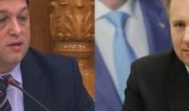 Balamuc în Parlament cu Șerban Nicolae. Pesedistul s-a dus la audierea lui Costache, deși nu are ce căuta acolo, pentru a-i lua apărarea lui Beuran