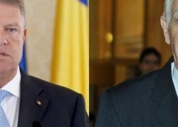 """Klaus Iohannis s-a săturat de bolșevicul din fruntea Senatului. Schimbarea """"nomenclaturistului"""" Meleșcanu, o prioritate a actualei Puteri"""