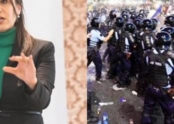 """Ioana Constantin: """"E rușinoasă decizia DIICOT de clasare a dosarului 10 august! Avem nevoie de adevăr!"""""""