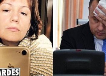 """Camelia Tabacu îl face K.O. pe Liviu """"Genunche"""" Pop: """"Nu, agariciule, e inaccepabil ca o țară să fie confiscată de un grup infracțional organizat!"""""""