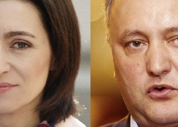 Dezastru politic în Republica Moldova. Pro-rușii lui Dodon au reușit să dărâme guvernul condus de Maia Sandu