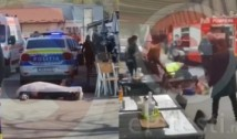 VIDEO Intervenție brutală a miliției: bătrân ucis după ce a fost trântit cu fața de asfalt. Poliția a încercat să mușamalizeze abuzul criminal