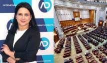 """300 de parlamentari. Adela Mîrza: """"Dacă e nevoie reluăm referendumul"""""""