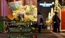 """Sărbători înlăcrimate pentru Olguța Vasilescu și tot neamul său pesedist. I-a închis DSV Dolj târgul de Crăciun la câteva minute de la inaugurare. Cel mai afectat e cumnatul sinecurist Sorin Manda: """"Acum distrugeți și bucuria copiilor"""""""