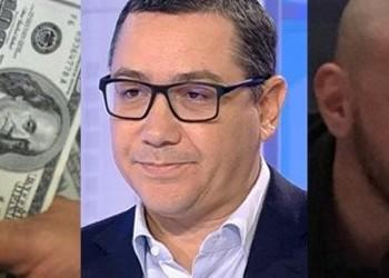 FOTO VIDEO Se limpezește schema infracțională a binomului Ponta-Ghiță. Cum au ajuns în 2014 cele 2,5 milioane de dolari de la infractorul fugar la prezidențiabilul pesedist