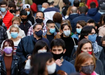 Noile restricții, în vigoare de astăzi: Mască obligatorie peste tot, fără niciun fel de excepții!