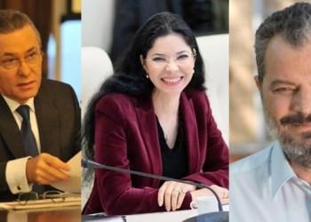SONDAJ Pe cine doriți în funcția de Avocat al Poporului, în locul Renatei Weber? Ana Birchall, Cristian Diaconescu sau Peter Eckstein-Kovacs?