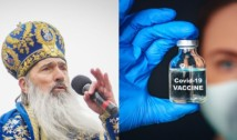 "ÎPS Teodosie a reevaluat vaccinul anti-COVID-19: ""Am dobândit niște cunoștințe"""