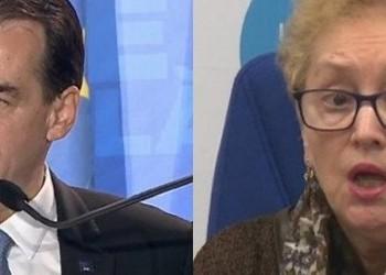 """VIDEO După ce a declarat război CCR, Orban demarează procedura de demitere a Avocatei PSD Renate Weber: """"Nu mai este de mult Avocatul Poporului!"""""""