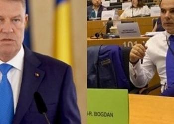 Klaus Iohannis dă de înțeles că nu-i va cere eurodeputatului Rareș Bogdan să candideze pentru Primăria Capitalei