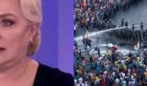 Viorica Dăncilă își păstrează abordarea ticăloasă: 10 august seamănă cu o lovitură de stat!