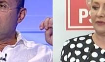 PSDăncilă, disperat că se prăbușește definitiv. Cozmin Gușă, curtat de Viorica pentru a reveni în PSD