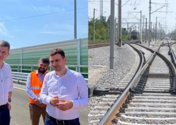 """Problemele feroviare: Barna subliniază necesitatea suplimentării bugetului Ministerului Transporturilor. Poziția vicepremierului privitoare la programul Anghel Saligny: """"Și proiecte naționale importante ar trebui să beneficieze de o alocare din aceasta multianuală"""""""