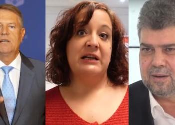 Socialiștii de la nivel internațional s-au lăsat fraieriți de lamentarea lui Ciolacu. I se cere președintelui Klaus Iohannis să permită formarea unui Guvern în jurul PSD