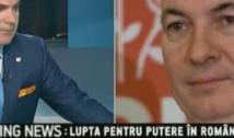 """VIDEO.  Scandal uriaș între Rareș Bogdan și Codrin Ștefănescu. RB: """"sunteți niște neobolșevici. De ce guvernați doar pentru infractori?"""". CȘ: """"ești un securistoid insalubru. Opriți-l pe turbat"""""""