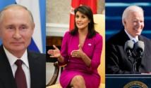 """Nikki Haley, verdict nimicitor pentru administrația Biden: """"E o săptămână bună pentru Rusia!"""""""