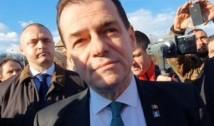 """VIDEO Ludovic Orban, în Piața Victoriei: """"Cucoș trebuie dat afară din Jandarmerie!"""" Protestatarii cer înscrierea Roșiei Montane la UNESCO și oprirea defrișărilor ilegale"""