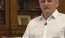 VIDEO Liviu Dragnea halucinează că e susținut din convingere: Am oprit 10-15000 de oameni care voiau să mă susțină la ÎCCJ