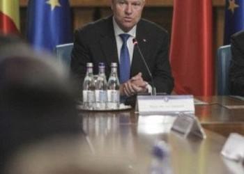 """SURSE. OUG pentru alegerea primarilor în două tururi. Iohannis: """"În foarte scurt timp Guvernul va promova o legislație"""""""