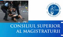 """CSM, în acord și armonie cu Inspecția Judiciară: declarațiile mai multor lideri politici despre clasarea dosarului """"10 august"""" au afectat independența Justiției"""