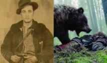 """EXCLUSIV: """"The revenant"""" de România. Atacat de o ditamai ursoaica furioasă, partizanul Nicolae Ciurică reușește să o răpună, după o luptă pe viață și pe moarte. """"Plânge ursul, domnule…"""""""